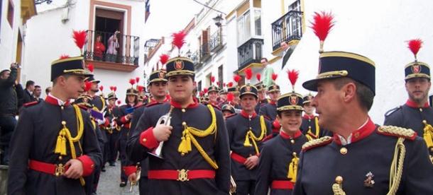 La Banda en sus inicios. FOTO: ÁNGEL MEDINA LAÍN.