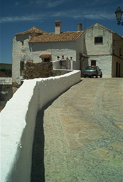 """EL Lizón, antes de cambiar su """"piel"""" en la reforma de la muralla. Foto: Mari C. Bermúdez Zamudio"""