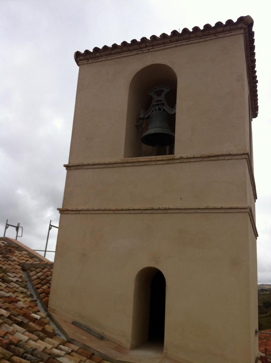 Foto de la Torre después de su restauración. Foto: ÁNGEL MEDINA LAÍN.