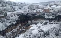 Fotos de Ismael Robles de la nevada del 28 de Febrero de 2013