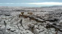 Setenil nevado. 28 de Febrero de 2013