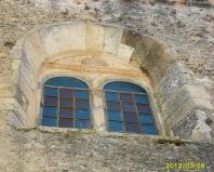 Las ventanas, antes de la restauración. Marzo de 2012 Foto: Rafael Domínguez Cedeño