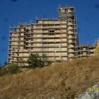 Vista general de la Iglesia en junio de 2012. Foto: Rafael Domínguez Cedeño