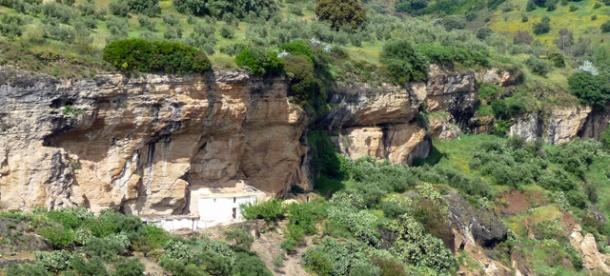 Imagen de Peña Caída. Foto: P.A.