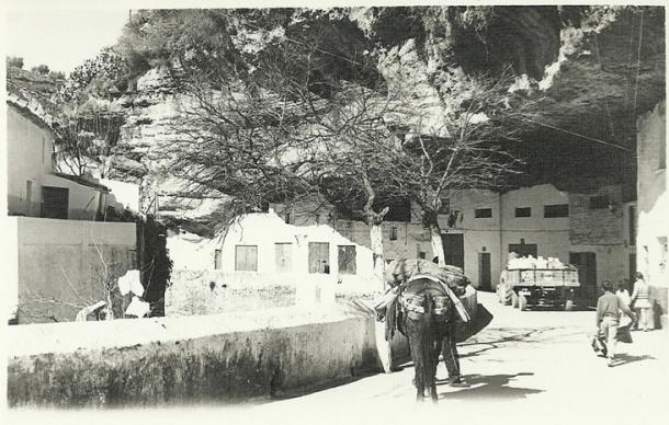 Cuevas del Sol. Foto: ANTONIO SÁNCHEZ