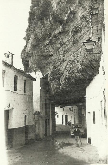 Cuevas de la Sombra. Foto. ANTONIO SÁNCHEZ