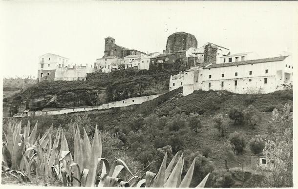 Vista de Las Calcetas y la Villa desde las Cabrerizas. Foto: ANTONIO SÁNCHEZ