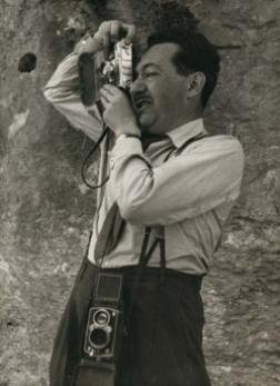 Retrato de Nicolas Muller.