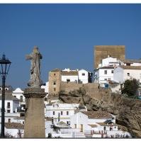 Hermosa perspectiva de la fortaleza desde El Carmen. Foto: BOSCANIA