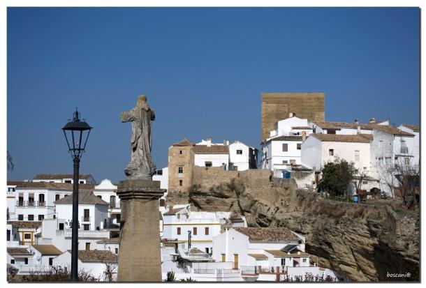 Hermosa perspectiva de la fortaleza desde El Carmen. Foto: BOSCANIA (Sacada de Flickr)