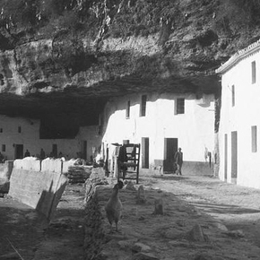 Setenil, 1954: una foto de aquellos añosdifíciles