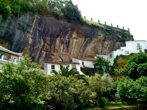 Las Jabonerías, itinerario obligado entre Las Cuevas y Las Cabrerizas o en la subida a la Plaza por La Herrería. Foto: DODO (Sacada de Flicker)