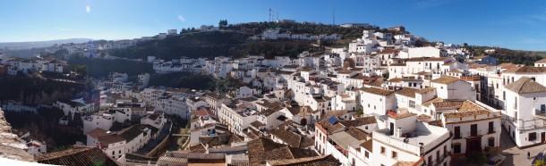 Vista desde El Lizón. Foto: EMILIO SANCHA (Sacada de Flickr)