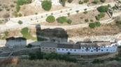 Sombra de la Iglesia sobre Las Jabonerías. Foto: ÁNGEL MEDINA LAÍN.