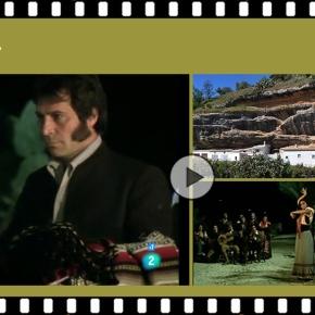 Setenil de cine: Las Cabrerizas, singular escenario de CurroJiménez