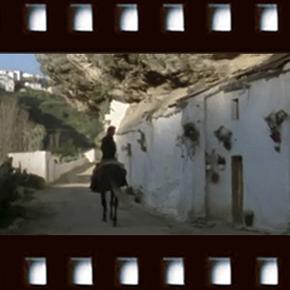 Setenil de cine (4): Curro Jiménez en LasCabrerizas
