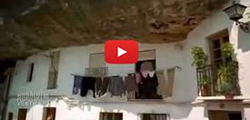 """Vídeo de Setenil en """"Andalucía es decine"""""""