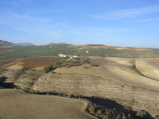 Vista del Tejarero. Foto: JOSÉ DURÁN
