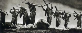 Crucificados de Roncesvalles. Foto: ORTIZ-ECHAGÜE
