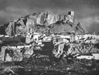 Zahara de la Sierra. Foto: ORTIZ-ECHAGÜE