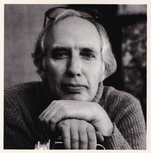 """Norman F. Carver, arquitecto y autor de siete libros de fotografías, entre ellos """"Iberian Villages"""", en el que aparece Setenil."""
