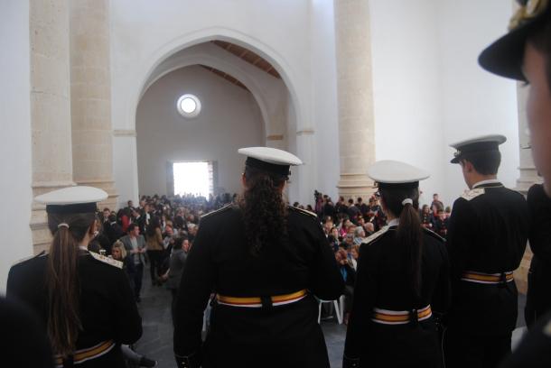 La Banda de Serrato. Foto: ÁNGEL MEDINA