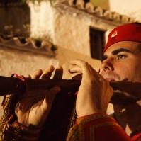 Un músico de Los Regulares acompaña a La Soledad: LOLI CALVENTE