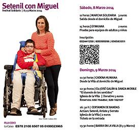 "Festival ""Setenil con Miguel"""