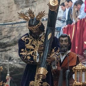 La Semana Santa de Setenil en 100 fotos: Padre Jesús(3)