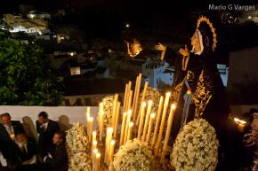 La Semana Santa de Setenil en 100 fotos: La Soledad(5)