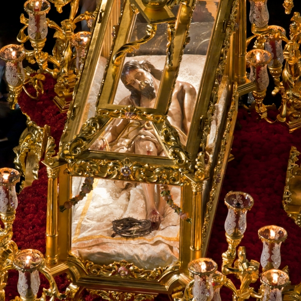 El Santo Entierro. Foto: MARIO GARCÍA VARGAS