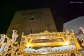 El Santo Entierro pasa por delante del Torreón. Foto. MARIO GARCÍA VARGAS