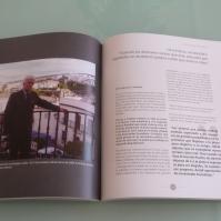 Páginas interiores, en la que se recoge el testimonio de Cristóbal Andrades.