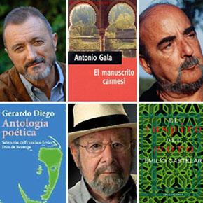 Gerardo Diego, Bonald, Reverte, Gala: Lo que grandes autores escribieron deSetenil