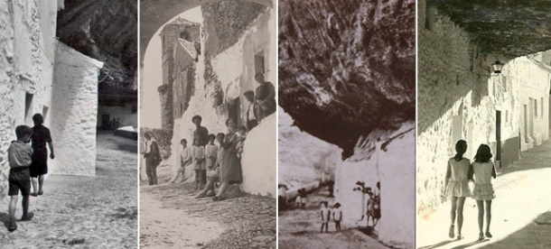 """Portada de """"Setenil en la memoria: Las fotos históricas"""""""