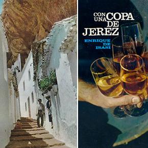 """""""Con una copa de Jerez"""" enSetenil"""
