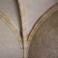 Detalle de los recuperados arcos.