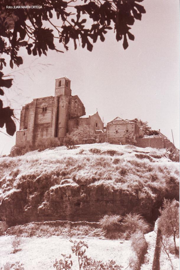 Foto: JUAN MARÍN ORTEGA. Imagen realizada a finales de los años sesenta y cedida por su hijo Juan Ignacio Marín.