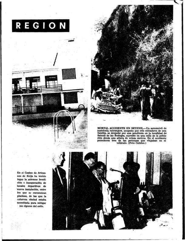 """El ABC se hizo eco de la tragedia ocurrida en Setenil. Más información en este enlace del blog """"Setenil Rural"""" http://bit.ly/1jRSmES"""
