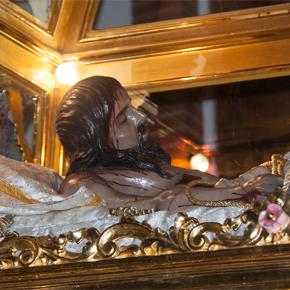 Estampas de la Semana Santa de Setenil: LosBlancos