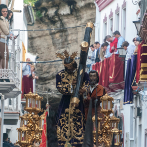 Estampas de la Semana Santa de Setenil: LosNegros