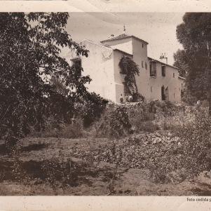Imagen del Tejarejo en 1920.