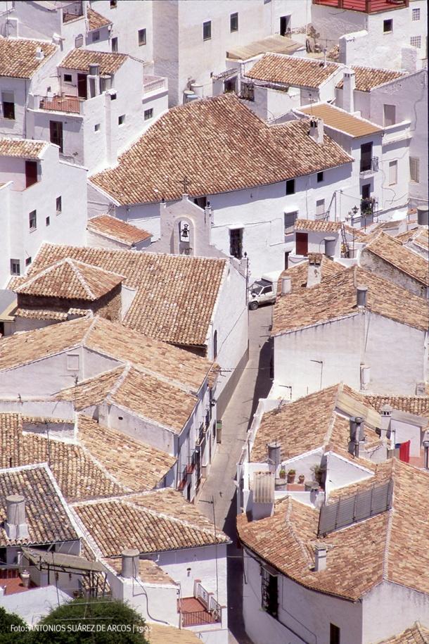 Preciosa foto de los tejados de San Benito. Foto: ANTONIO SUÁREZ DE ARCOS.