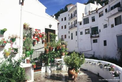 La puerta de Mena, la madre de Juan Porras.