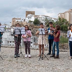 Educación discrimina a los alumnos de música de Setenil yRonda