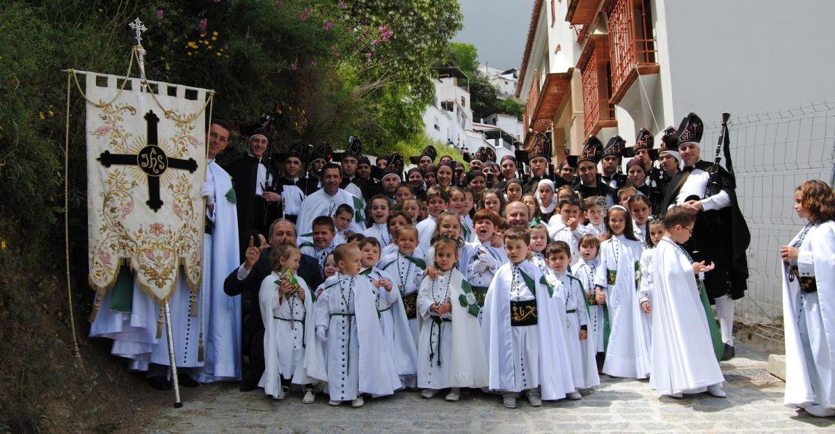 Domingo de Resurrección. Foto. ÁNGEL MEDINA LAÍN