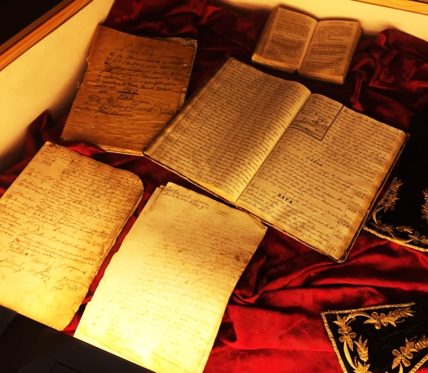 Libros que se conservan por la Hermandad desde la fecha de su fundación en el año 1551. Más información en http://goo.gl/oJqGNR Foto: JACKY KOOKER REAL