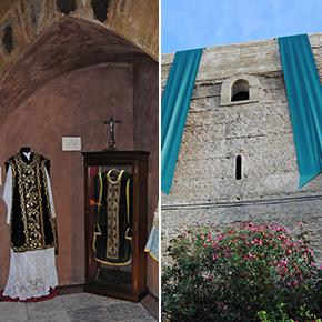 Un tesoro artístico en el Torreón deSetenil