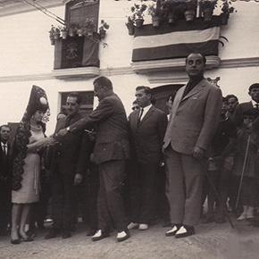 Setenil 1965: Las fotos de Juman, el hijo de Pericón deCádiz
