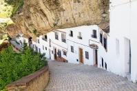 Las Calcetas es una de las calles cueva favoritas de los visitantes.